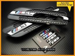 BMW E90 3 Serisi M3 Yan Çamurluk Izgara Seti