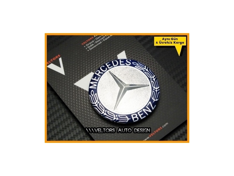 Mercedes Direksiyon Logo Amblem