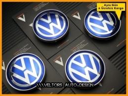 VW Jant Göbeği Göbek Jant Kapak Seti