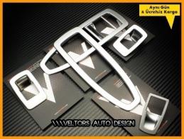 BMW F30 F31 F32 F34 ve GT Cam Kilit Kontrol Unite Çerçeve Seti