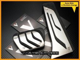 BMW M Technic M Otomatik Pedal Seti