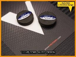Ford Anahtarlık Kumanda Anahtar Logo Amblem Seti