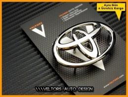 Toyota Airbag Direksiyon Logo Amblem