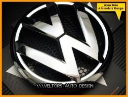 VW T5 2010 - 2015 Ön Izgara Logo Amblem