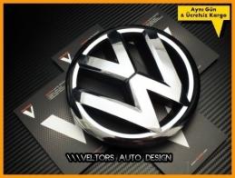VW Tiguan 2012 -2015 Ön Izgara Logo Amblem