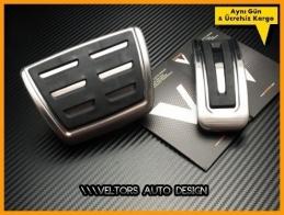 VW Golf 7 Passat B8 Polo 5 Otomatik Pedal Seti