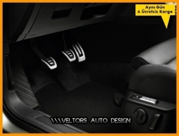 VW Golf 7 / Passat B8 / Polo 5 Manuel Pedal Seti