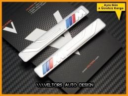 BMW M Motorsports Logo Amblem Seti