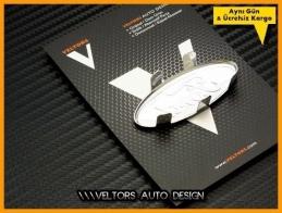 Ford Airbag Direksiyon Logo Amblem