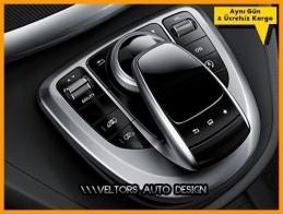 Mercedes W205 W213 W223 Touchpad Koruma Seti