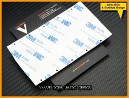 BMW M Kumanda Anahtar Logo Amblem Seti