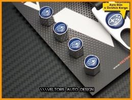 Subaru Logo Amblem Anahtarlık Sibop Kapak Seti