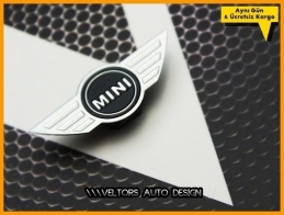 Mini Cooper Coupe Countryman Body logo Amblem