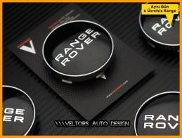 Range Rover Logo Amblem Jant Göbeği Göbek Kapak Seti