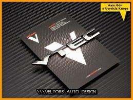 Honda vtec Bagaj Yazı Logo Amblem