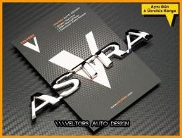 Opel Astra Bagaj Yazı Logo Amblem