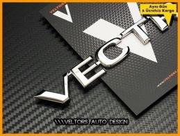 Opel Vectra Bagaj Yazı Logo Amblem