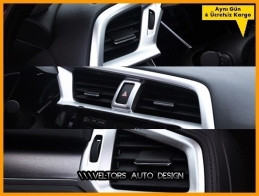 Honda Civic FC5 Kokpit Göğüs Klima Çerçeve Seti