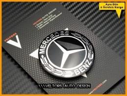 Mercedes Yeni Nesil Direksiyon Logo Amblem