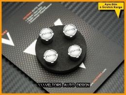 Mercedes AMG Logo Amblem Araç Sibop Kapak Seti 1032
