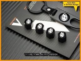 Hyundai Logo Amblem Anahtarlık Sibop Kapak Seti