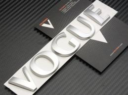 Range Rover Vogue Bagaj Yazı Logo Amblem