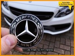 Mercedes Yeni Nesil Kaput Yıldız Logo Amblem
