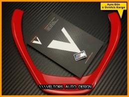BMW F20 1 F30 3 M Logo Amblem Direksiyon Çerçevesi Kemeri