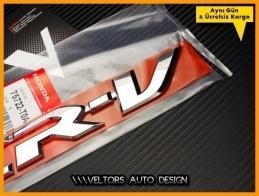Honda CR-V Orjinal Bagaj Yazı Logo Amblem