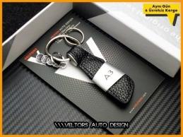 Audi A3 The Originality A3 Anahtarlık