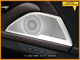 BMW F10 5 Serisi Kapı Hoparlor Stereo Kapak Seti