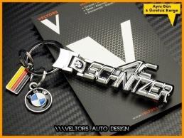 BMW AC Schnitzer Logo Amblem AC Schnitzer Anahtarlık
