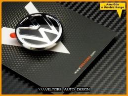 VW Airbag Direksiyon Logo Amblem