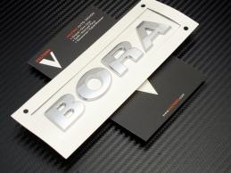 VW BORA Bagaj Yazı Logo Amblem