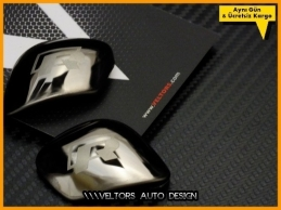 VW DSG Vites Topuzu R Line R Logo Amblem Seti