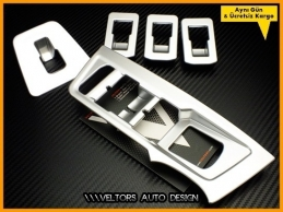 VW Tiguan Kapı Cam Kontrol Unite Çerçeve Seti