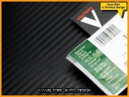 Range Rover HSE Luxury Bagaj Yazı Logo Amblem