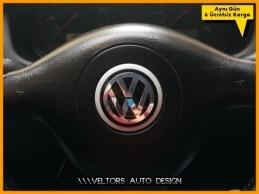 VW Passat Bora Golf Direksiyon Airbag Logo Amblem