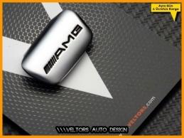 Mercedes AMG Direksiyon Yazı Logo Amblem Eki