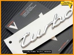Porsche Panamera Cayman Carrera Macan Turbo Yazı Logo Amblem