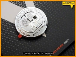 Mercedes AMG Multi Medya iDrive Kontrol Unite Logo Amblem