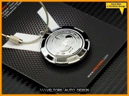 Mercedes AMG Logo Amblem Affalterbach AMG Anahtarlık