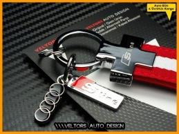 Audi S Line Logo Amblem Anahtarlık