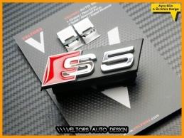 Audi A5 S Line S5 Ön Izgara Logo Amblem Seti