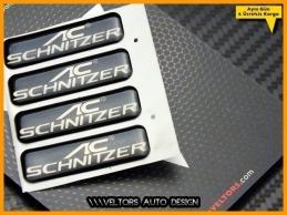 BMW AC Schnitzer Body Logo Amblem Seti