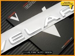 Range Rover VELAR Bagaj Yazı Logo Amblem