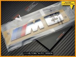 BMW E63 E64 F12 F13 F06 6 Serisi M6 Bagaj Yazı Logo Amblem