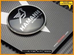 BMW Hamann Direksiyon Logo Amblem