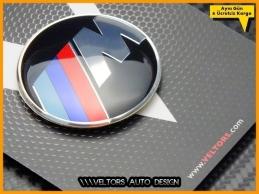 BMW M Araç Direksiyon Logo Amblem