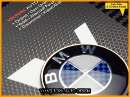 BMW Direksiyon Logo Amblem